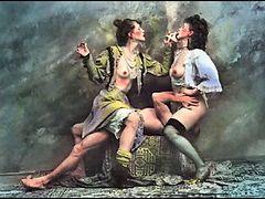 Nude Erotic Photo Art of Jan Saudek