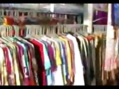 Indian fucked in sex shop
