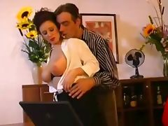 Sexy Secretary Fucked by Boss porn tube video