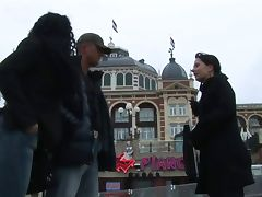 Dutch porn in Scheveningen porn tube video