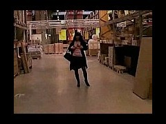 Masturbating Pussy In the Mall Come and see this slut show off her beautiful tits and tight pussy in