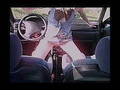Punk girl car sex Action packed video containing all kinds of fucking scenes between two horny peopl