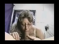 Cocksucker does great job Intelligent cocksucker gives her pretty head to her lover who possesses re