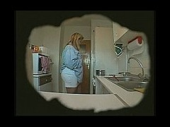 Kitchen Aid Masturbation Session Watch this chubby housewife get naughty with her kitchen aid utensi