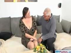 German BBW Hardcore Fuck tube porn video