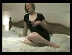 Hot amateur wife fucked on homemade sextape tube porn video
