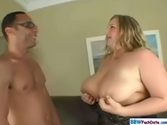 BBW Teen Hard Fuck On Couch tube porn video