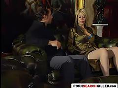 Italian Horny Mature MILF tube porn video