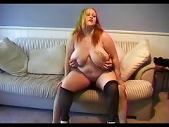 Plump Big Titted Rain Gets Her Hairy Twat Reamed porn tube video