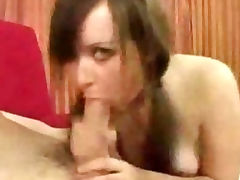 Young and mature in 3some porn tube video