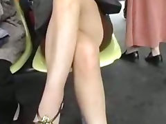 Asian Girlfriend Publicly Fucked on a Train tube porn video
