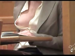 exhibitionism style braless and see through porn tube video