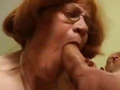 Fat Granny Loves The Cock tube porn video