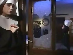 Horny nun enjoyed getting assfucked tube porn video