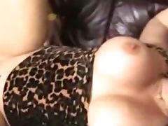 Three Black Cocks Fill Mom tube porn video