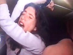Young slut hard tortured