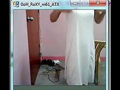camfrog roxy show beautiful body part 3