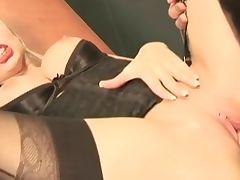 black stockings tube porn video