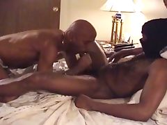 Monster black cock thugs fucking hard tube porn video