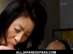Makiko Miyashita beats her boyfriend tube porn video