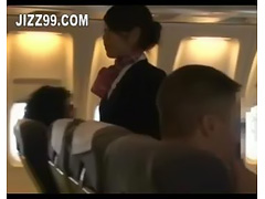 Blowjob, Blowjob, Sex, Stewardess, Nerd
