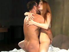 Passionate lovemaking