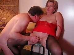 wank on red