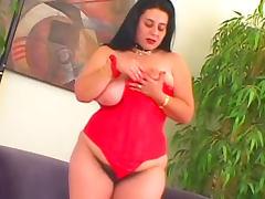 Hairy fat girl interracial hardcore sex