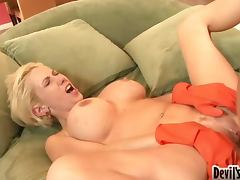Big Titty MILF Keeps Her Laundry Gloves On For Some Sex tube porn video