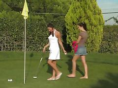 Hoy Babes Sex Better than Golf