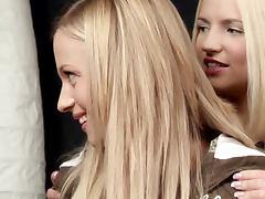 Beauty, Beauty, Blonde, Lesbian
