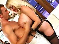 Kayla Kleevage hardcore porn in lingerie porn tube video
