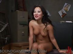 All, Asian, Banging, Blowjob, Cum, Double