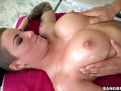 Hardcore Scene With The Stunning Brunette Christy Mack