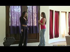 Rachel RoXXX and Rachel Starr in When Friends Cum In Handy