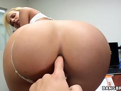 Jada Stevens First Sex Video Goes Great tube porn video