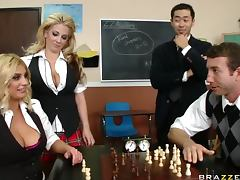 Brooklyn's Caught Cheating While Playing Chess And Gets Punished