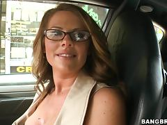 Mature lady is attracting young cock and makes him howl tube porn video