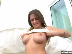 Rachel Roxxx Tugs a Hard Dick Good