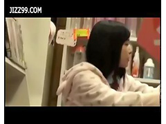 schoolgirl staff fucked in comic book shop when in working 04