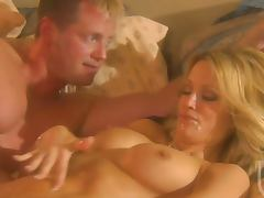 Deepthroat Blowjob And Cum On Tits After Sex For Jessica Drake porn tube video