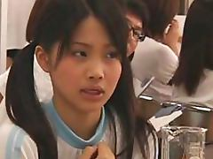 Hot Japanese Teens Go Through a Perverted Medical Check