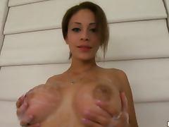 Busty Latina Teen Jamie Valentine's Bonerific Solo Masturbation Clip porn tube video