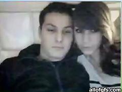 French Hottie Getting Banged By Her Boyfriend
