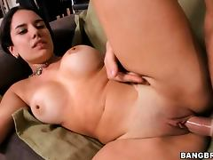Pussy Smashing Sex With The Gorgeous Teen Latina Sophie