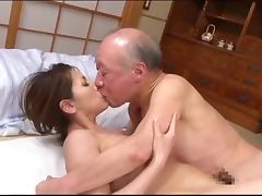 Dad, Asian, Chubby, Oriental, Uncle, Old and Young