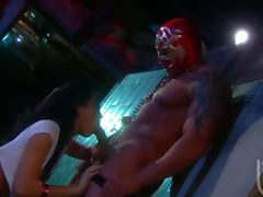 Sexy Spanish Schoolgirl Rebeca Linares Fucked By Lucha Libre Fighter porn tube video