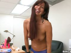 Hot Chile Mama Gives Her Audition