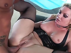 Chubby Flower Tucci anally fucked porn tube video