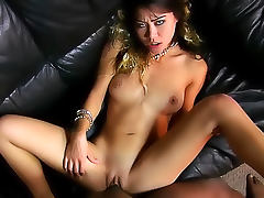BBC cums in her mouth